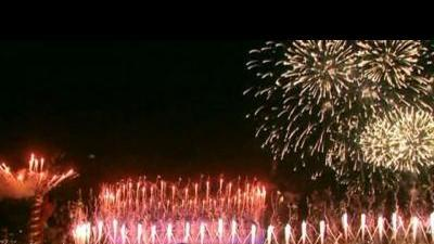 London Olympics kicks off with fireworks