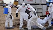 UN: Ebola Cases Could Eventually Reach 20,000