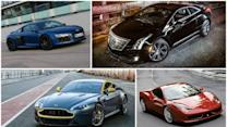 10 Most Beautiful Cars Available Today