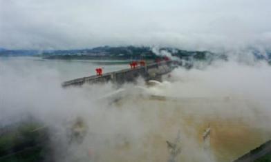 連31天暴雨 長江第1號洪水形成