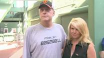 Web Extra: Curt Schilling On Mouth Cancer Treatment