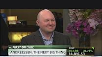 Andreessen: The Next Big Thing