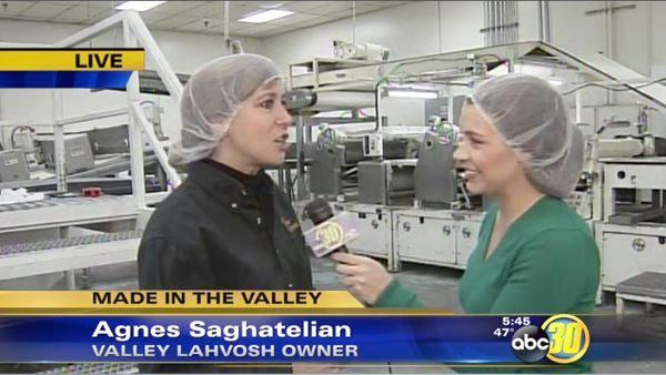Made in the Valley: Lavosh Bakery | 1 of 2