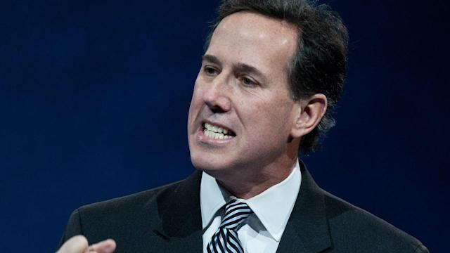 Why Republicans Should Take Rick Santorum Seriously