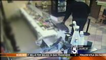 Police Looking For Man Who Robbed Subway At Knifepoint