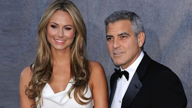 Stacy Keibler Irked By George Clooneys Engagement