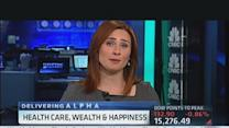 Health Care, Wealth, and Happiness