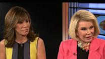 Joan And Melissa Rivers Discuss The Challenges Of Living Together