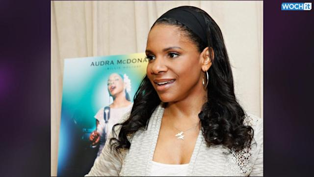 Singer Audra McDonald Transforms Into Billie Holiday On Broadway