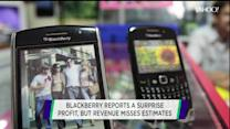 BlackBerry bruised; CarMax in the fast lane; Nike stumbles