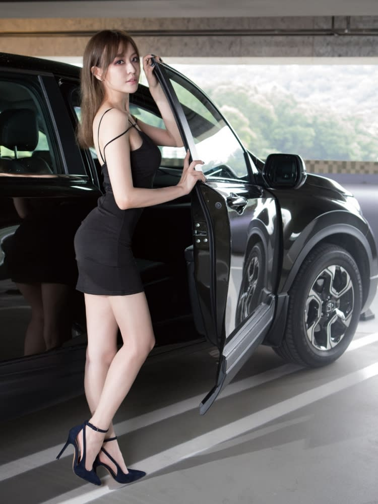【Date With LUCY】不只居家 更多熱情 Honda All-New CR-V 1.5 VTi-S