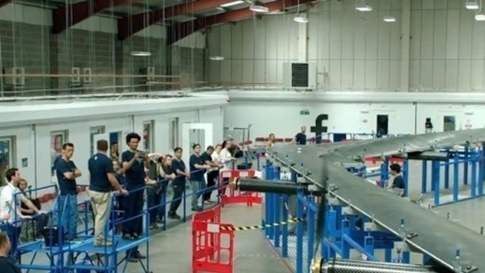 Facebook Creates Aircraft That Will Provide Remote Locations With ...