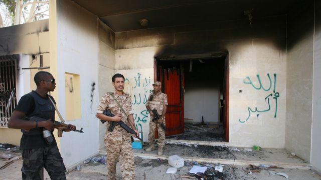 US consulate attack in Libya planned by Al Qaeda group?