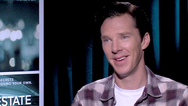 Benedict Cumberbatch Talks Playing Julian Assange In 'The Fifth Estate'