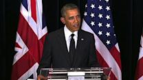 "Obama: ""No apologies"" for Bowe Bergdahl release"