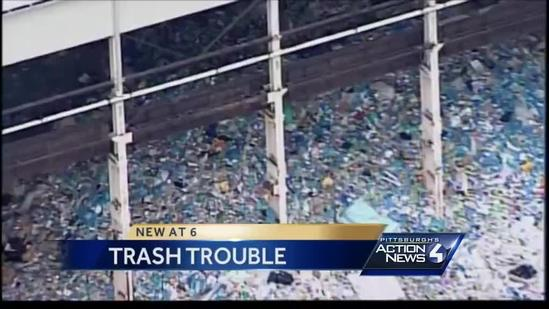 Company pledges to quickly clean rat-infested Hazelwood recycling plant