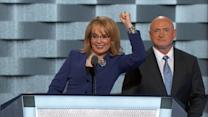 Gabby Giffords: 'I Want to Say Madam President'