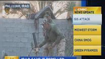 CNBC update: Iraq says it repelled ISIS attack