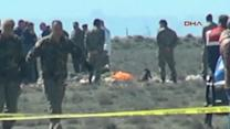 Turkish warplane crashes, killing the two pilots aboard.