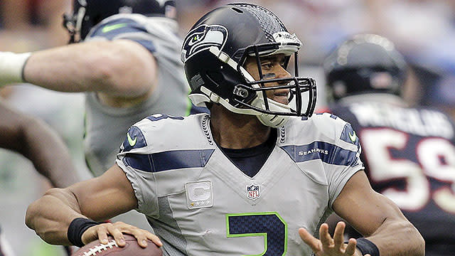 Is Russell Wilson doing enough for Seahawks?