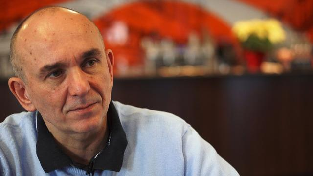 Peter Molyneux: The Break Room Interviews