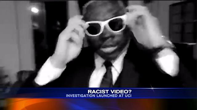 Fraternity Blackface Video Sparks Outrage at UC Irvine