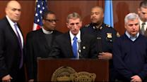 Police Commissioner Evans Updates On Roxbury Shooting