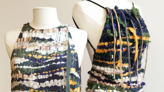 How a $10,000 Runway Piece Became an $800 Blouse