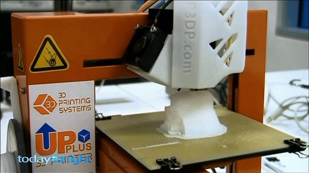 The future of 3D printers