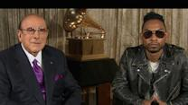 Clive Davis And Miguel Gear Up For Clive's Pre-Grammy Gala
