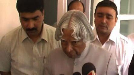 Territory is important to us: Kalam on Chinese incursion
