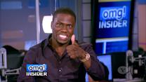 EXCLUSIVE: Kevin Hart Storms The Set Of 'omg! Insider'