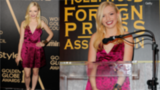VIDEO: Meet Miss Golden Globe, Francesca Eastwood - Details From the Red Carpet!