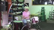 'Grandma Drummer' Knows How to Rock