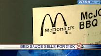 How Much Is Old 'McJordan' BBQ Sauce Worth?