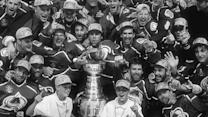 June 10, 1996 - Avs win first cup in triple OT