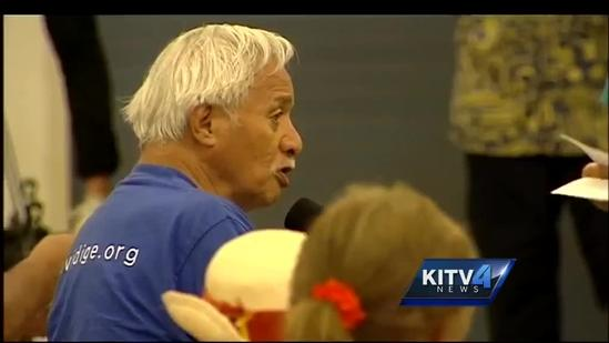 Native Hawaiians meet in West Oahu over self-governance