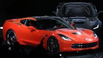 Corvette gets a makeover for 2014