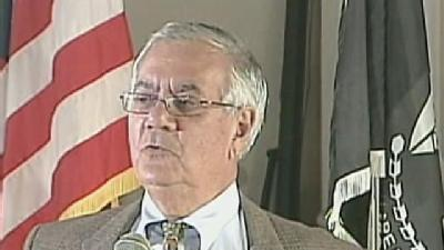 Barney Frank: Redistricting Triggered Decision Not To Run