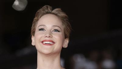 Jennifer Lawrence Catches More Fire in Rome