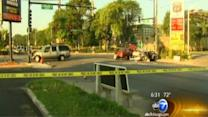 Woman killed in West Side police chase crash