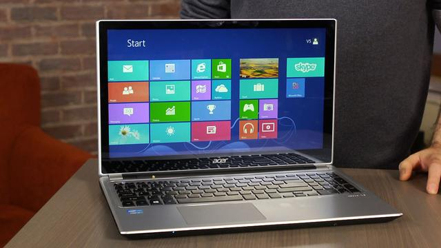 A touch-screen Windows 8 laptop for less