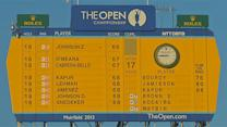 The Open Championship Day 1 highlights