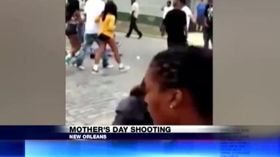 New Orleans Mother's Day Shooting