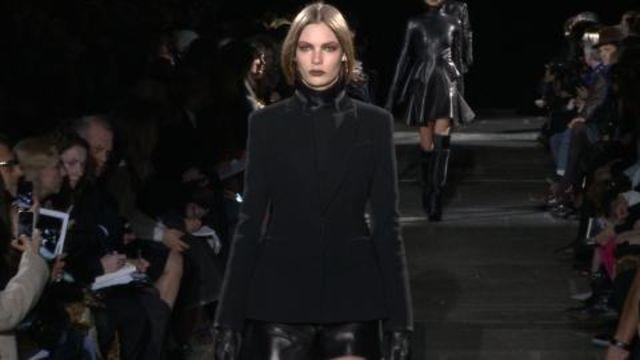 Style.com Fashion Shows - Givenchy: Fall 2012 Ready-to-Wear