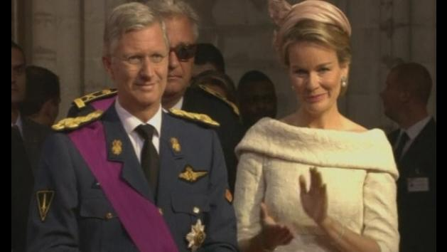 Philippe becomes new Belgian king as Albert II abdicates