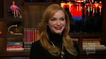 Christina Hendricks' Favorite Scene From 'Mad Men'