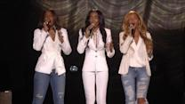 Beyonce Reunites With Destiny's Child at Stellar Awards