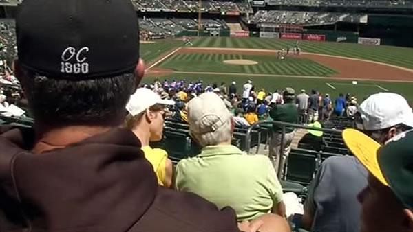 Oakland A's one of the best stories in baseball