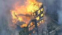 Firefighters advance containment on Colo. wildfire
